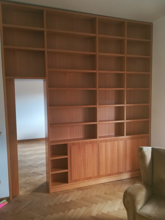 libreria falegname fonte nuova - roma