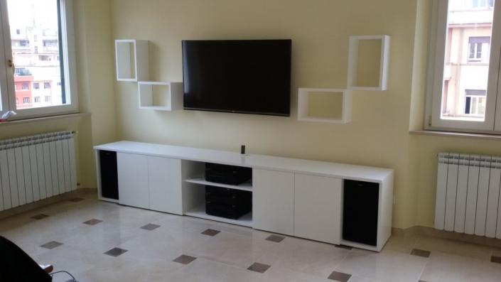 mobile soggiorno artigianale